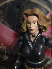 MARVEL LEGENDS VARIANT BLONDE BLACK WIDOW - MIP !! Toy Biz series viii ! rare !!