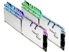 G.SKILL Trident Z Royal Series 16GB (2 x 8GB) 288-Pin RGB DDR4 SDRAM DDR4 3600
