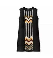 NWT Missoni for Target Zig Zag Crewneck Sweater Women's Dress - Size L