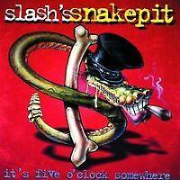It's Five O'clock Somewhere von Slash'S Snakepit | CD | Zustand gut