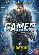 Gamer (DVD, 2010) DVD QUALITY CHECKED & FAST FREE P&P