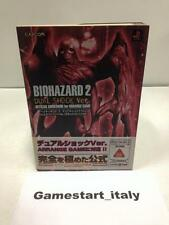 BIOHAZARD 2 DUAL SHOCK VERSION (GUIDA STRATEGICA) GUIDE VERSION JAP