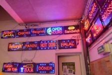 Panneaux Lumineux LED Publicitaires Plusieurs Texte disponible Pour Commercants
