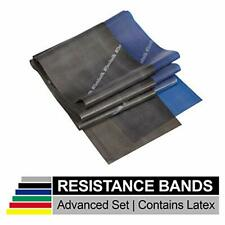 TheraBand Resistance Bands Set, Professional Non-Latex  Assorted Colors