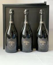 Dom Perignon P2 Set Vintage 1998 1999 2000 Champagner 3x 0,75l Flaschen 12,5%Vol