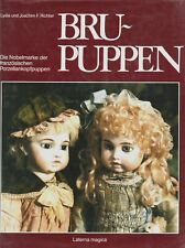 French Bru Dolls - Patents Marks Design / Scarce Book (German Text)