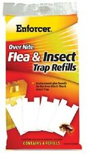 ZEP, 8 Pack, Overnite, Flea Trap Refill