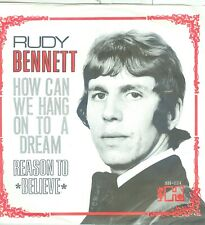 """RUDY BENNETT ( THE MOTIONS) HOW CAN WE HANG ON TO A DREAM ( HAVOC) 7""""PS 1967"""