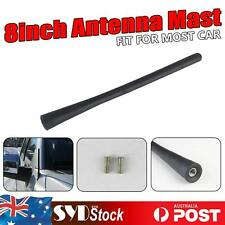 """8"""" Car Roof Mount Antenna Replacement Aerial Mast Radio Reception Aussie Sellers"""