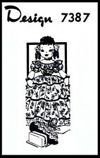 12- Toaster & Mixer Doll Fabric Sewing Patterns Vintage Mail Order ~Choose from~