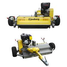 Schlegelmulcher 115cm 4-Takt 420ccm ATV Quad 15PS Benzin 28 Hammerschlegel Mulch