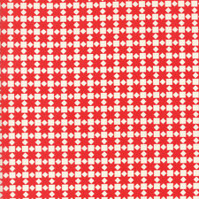 Bonnie and Camille Handmade Red Star SKU# 55142-21 Quilting Cotton Moda Fabric
