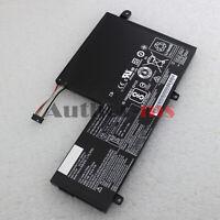 New 52.5Wh Laptop L15L3PB0 Battery L15M3PB0 for Lenovo Flex 4-1470 Series