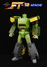 In Stock Transformers Toy Fans Toys FT-19 Apache G1 Spring Action figure