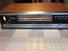 radio amplificador vintage graez bellcanto