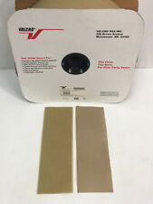 "4 INCH VELCRO® Brand HOOK & LOOP Fastener Sew On Mil-Spec tape 4"" x 12"" TAN"