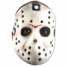 Adult Men's Friday The 13th Jason Vorhees Halloween Face Hockey Goalie Mask