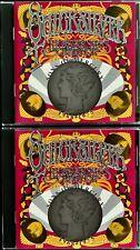 QUICKSILVER MESSENGER SERVICE Sons Of Mercury '68-'75 2 X CD ANTHOLOGY - 1991