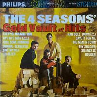 The 4 Seasons - Gold Vault of Hits - Philips Records - 1965 - STEREO - Vinyl LP