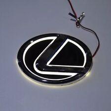 Lexus White LED Emblem Logo 125mm Lexus LS270 RX450h CT200 EX250 IS250 IS350 ISF