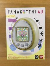 TAMAGOTCHI 4U WHITE ( Tamagotchi 4U White) JAPAN