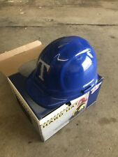 Texas Rangers MLB Team Hard Hat with Pin Lock Suspension