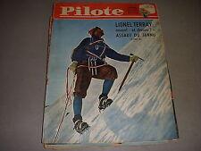 PILOTE 127 29.03.62 LIONEL TERRAY AVIATION CHARLES LINDBERGH BOB MORANE