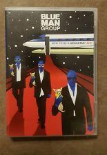 Blue Man Group: How to Be a Megastar Live! DVD, Blue Man Group, Various