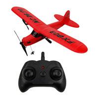 RC Segelflugzeug 2.4G Fernbedienung Modell Spielzeug Flugzeuge Kinder Outdoor