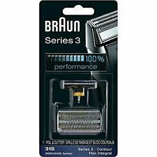 Braun Series 3 31s Foil & Cutter Replacement Head