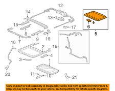 HONDA OEM 08-10 Odyssey Sunroof Sun Roof-Sunshade Shade Cover 70600SHJA41ZF