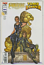 WITCHBLADE/TOMB RAIDER#1 NM 1998 MICHAEL TURNER COVER IMAGE COMICS