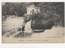 Frevent Deversoir du Chateau de Cercamp France Vintage Postcard 321a