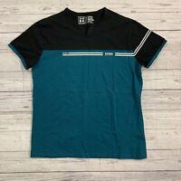 Mens SOBK Straight Outta Brooklyn New York T Shirt Short Sleeve Blue Size L
