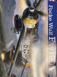"Revell 1/32 Scale Focke Wulf Fw 190F-8 ""Schlachter""PLASTIC MODEL KIT"