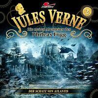 JULES VERNE-DIE NEWEN ABENTEUER DES PHILEAS FOGG-FOLGE 2-DER SCHATZ VON CD NEW