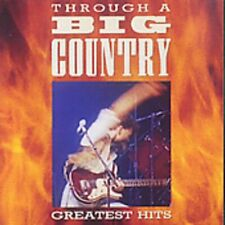 Big Country Through a Big Country Greatest Hits Remastered CD NEW