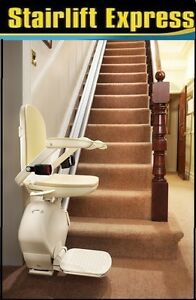 Brand New Brooks Straight Stairlift - installed + 12 month warranty!!!