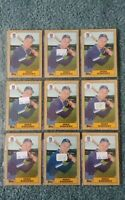 Mike Kingery Baseball Card Mixed Lot approx 49 cards
