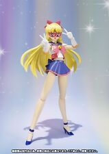 S.H.Figuarts Sailor Moon Sailor V Action Figure BANDAI TAMASHII NATIONS Japan