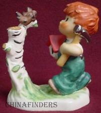 GOEBEL china RED HEADS figurine SPRINGTIME byj10