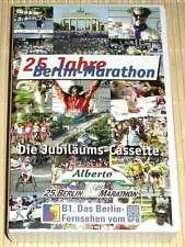 RARITÄT! Video - 25 Jahre Berlin-Marathon - Die Jubiläums-Cassette - Wettkämpfe