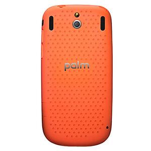 Palm Touchstone Orange Back Cover Door Pixi & Pixi Plus NEW Original Retail Pack