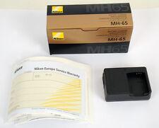 Nikon MH-65 chargeur de batterie type EN-EL12