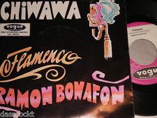 "7"" - Ramon Bonafon / Chiwawa & Flamenco - 1968 # 0802"