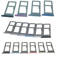 OEM SIM Card Holder Tray Slot New For Samsung Galaxy S8 S8+ S9 S9+ S10 S10+ Plus