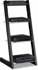 Bell'O 4 Shelf Adjustable Audio Equipment Tower / Stand (AT-484 / AT-423)