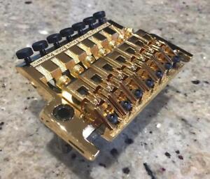 Ibanez LO PRO EDGE 7 Seven Trem Kit GOLD fits Steve Vai JEM,Universe,JS, RG,S