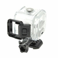 Underwater Waterproof Diving Swimming Housing Case Cover For Gopro Hero4 Session