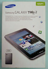 Samsung Galaxy Tab 2 7.0 Titanium Silver 8GB tablet original box